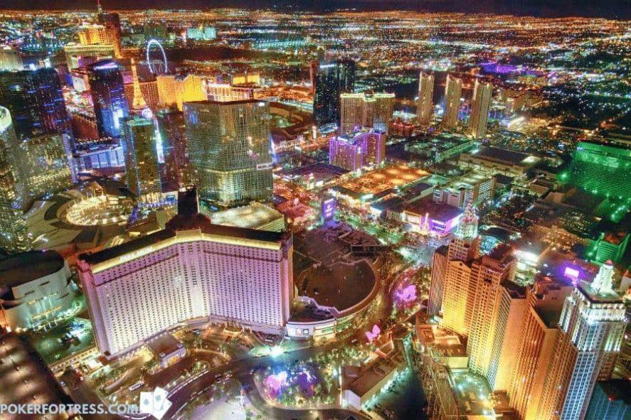 Best casinos for poker in Las Vegas.