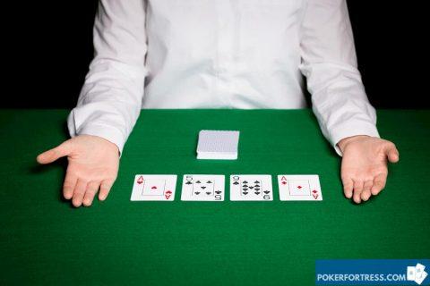 cara memainkan lebih banyak tangan poker