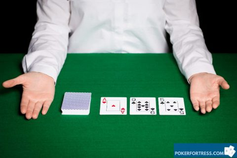 tips dealer poker