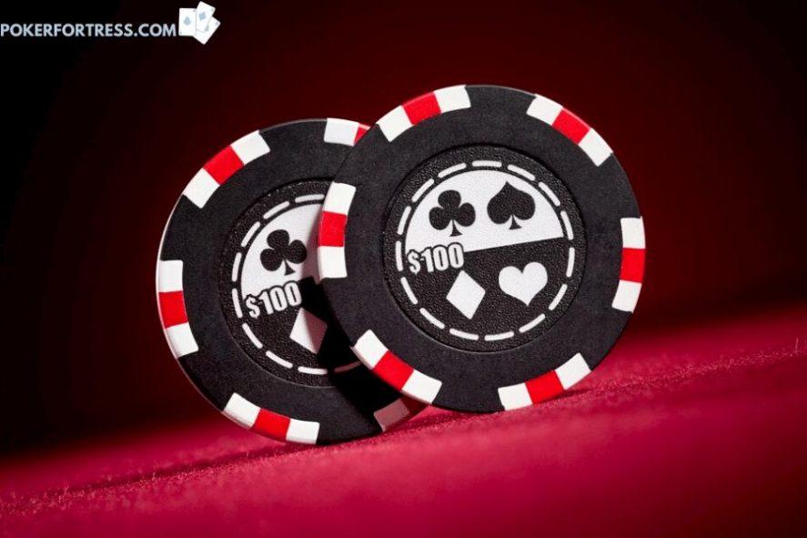 Chip kasino sebagian besar di-microchip.