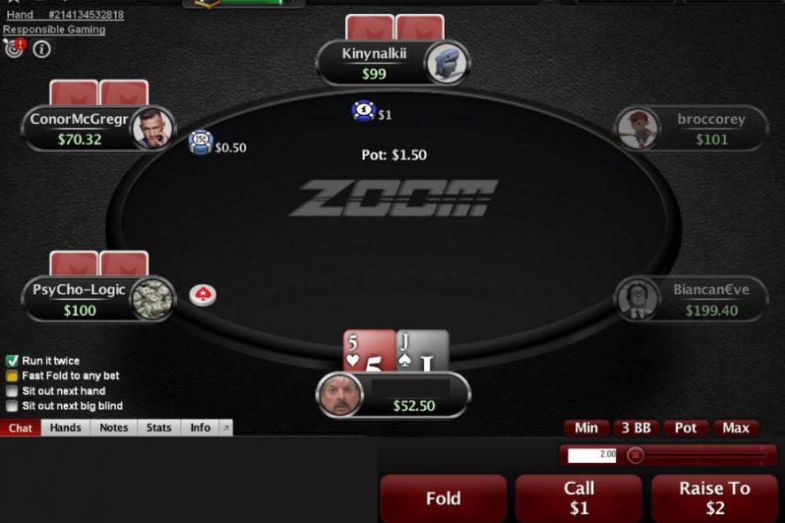 PokerStars telah menjadi lebih lembut ketika banyak pelanggan tetap telah berhenti.