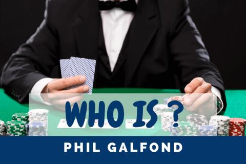 Phil Galfond: pemain poker, pelatih, pemilik situs poker