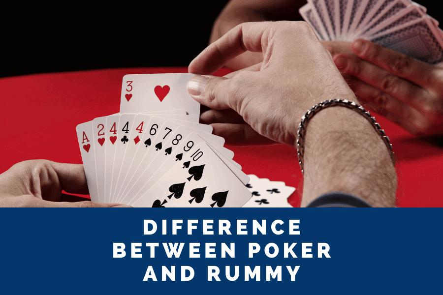 poker vs remi